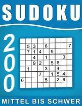 Sudoku Erwachsene Mittel Bis Schwer
