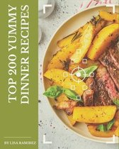 Top 200 Yummy Dinner Recipes
