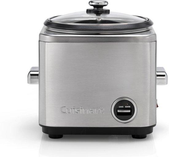 Cuisinart ® Cook & Steam CRC800E - Rijstkoker
