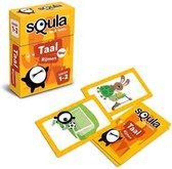 Afbeelding van het spel sQula Taal Rijmen