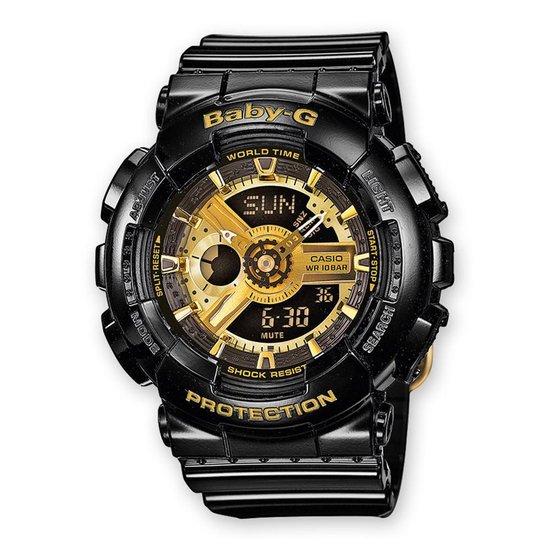 Casio Baby-G BA-110-1AER dames horloge - 43 mm