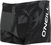 O'Neill jongens print zwemboxer zwart - 152