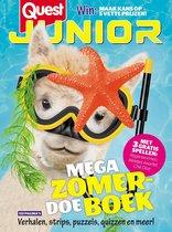Quest Junior Zomerboek 2021