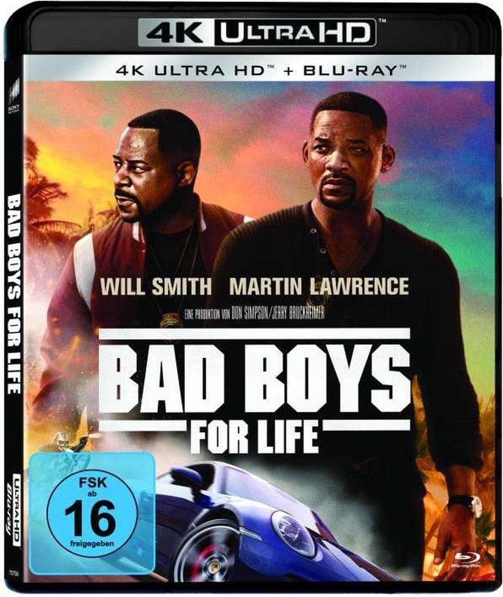 Bad Boys for Life (Ultra HD Blu-ray & Blu-ray)-