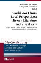 World War I from Local Perspectives