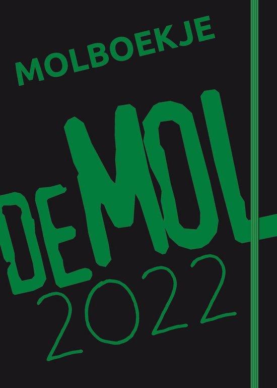 Afbeelding van Wie is de Mol? - Molboekje 2022