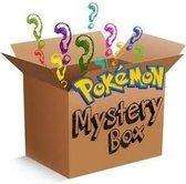 Pokémon Mysterybox   Pakket met 50 kaarten + 48 figuurtjes   pokemon   Ash Ketchum   Oak   Battle Royal   Evolutie   HP   Mega Evolution   Pokédex   Trainer   Pokéball   Shiny   Type   Badges   Poké battle   Team Rocket