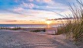 Foto op Canvas, Ultimate Sunset (120x70cm)
