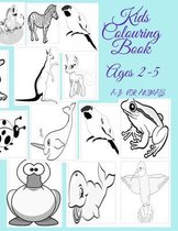 Kids Colouring Book