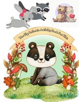 The Big Animals Activity Book For Kids