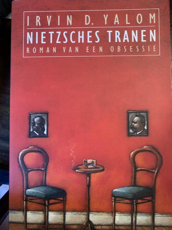 Boek cover Nietzsches Tranen van I.D. Yalom (Paperback)