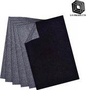 LO Products- 10x Carbonpapier- Transferpapier- Overtrekpapier- Hobbypapier- Tekenen- Kunst- Hobby-10 stuks- A4 formaat