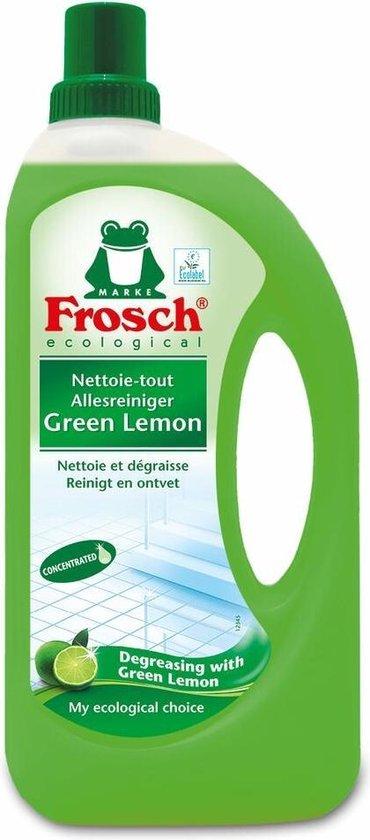 Frosch Allesreiniger - Green Lemon 1L
