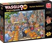 Wasgij Original 38 Kaasalarm puzzel - 1000 stukjes