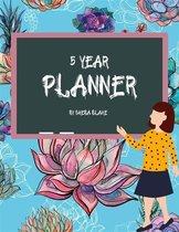5 Year Planner (2020-2024) (Printable Version)