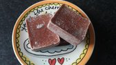 Amberblokjes 2 stuks - geurblokje - Marrakesh - amber geur