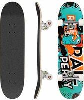 Sefaras Skateboard - 31 x 7.6 Inch - 78.5 cm - Volwassenen en Kinderen - Max. Draagbaar 100KG