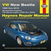 VW New Beetle 1998-10