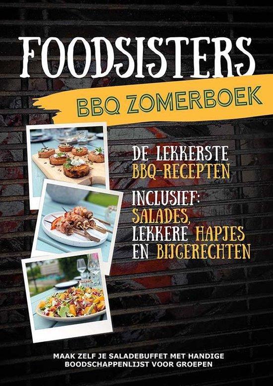 Boek cover Het Foodsisters BBQ zomerboekje van J.C. Koeman (Paperback)