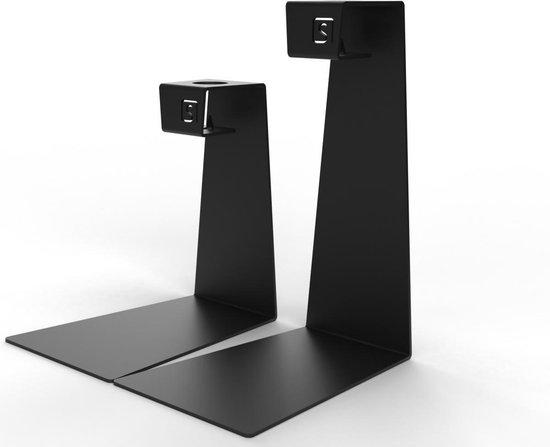 Mono – Kandelaar set – Kaarsenhouder – Metaal – Zwart