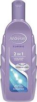 Andrelon Shampoo 2in1 - 6 x 300ML - Voordeelverpakking