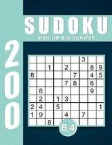 Sudoku Erwachsene Medium Bis Schwer Band 4