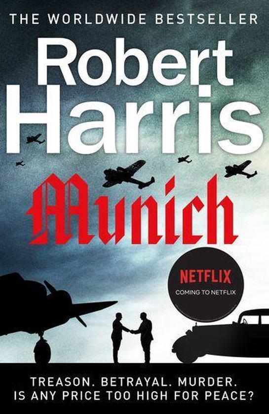 Boek cover Munich van Robert Harris