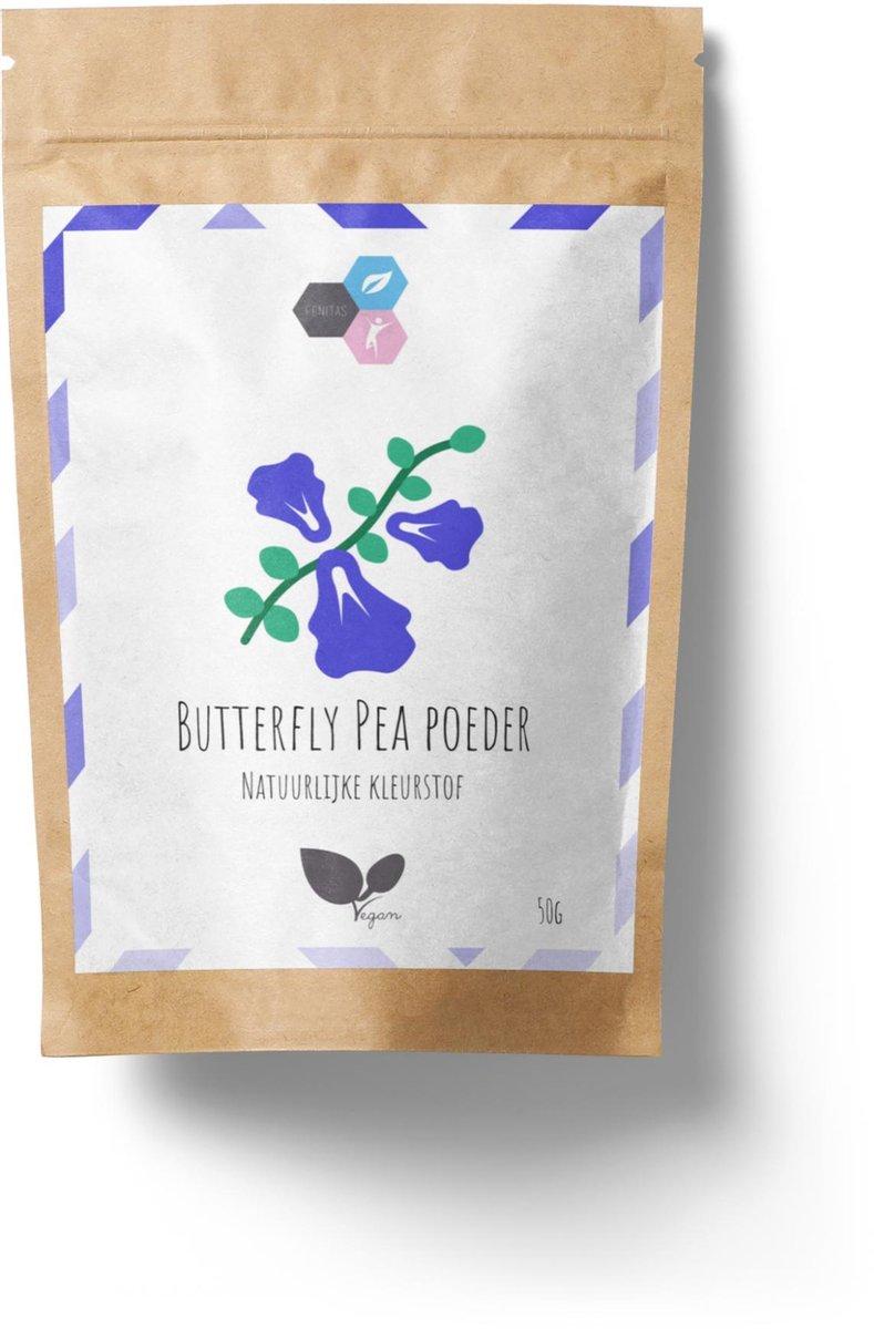 Butterfly Pea poeder   Kittelbloem   Fenitas
