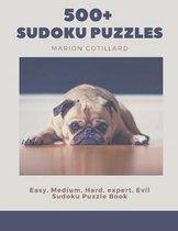 500+ sudoku puzzles