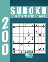 Sudoku Erwachsene Schwer Bis Sehr Schwer Band 1