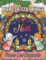 livre de coloriage noel pour les enfants