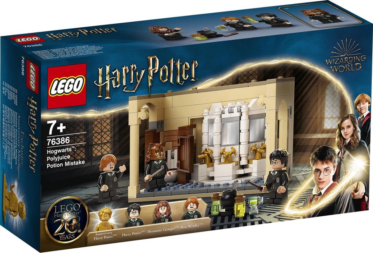 LEGO Harry Potter Zweinstein: Wisseldrank Vergissing - 76386