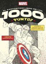 Marvel El Fantastico Libro de Los 1000 Puntos