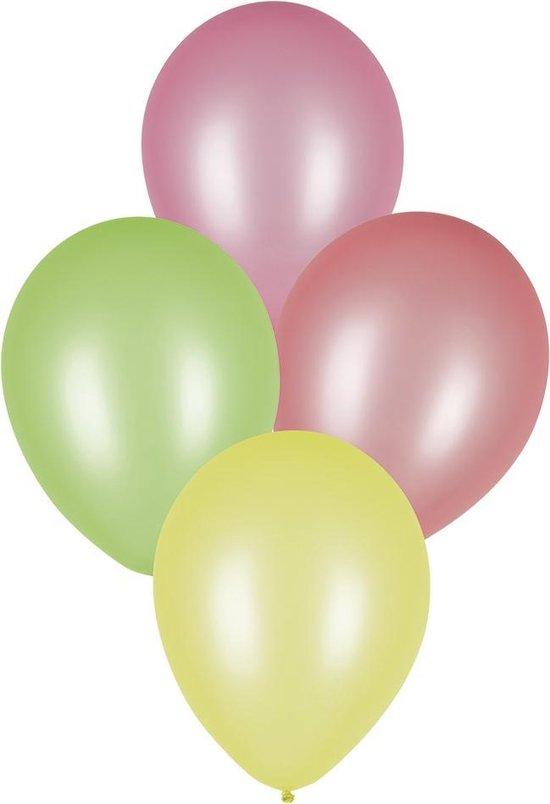 Boland Ballonnen 25 Cm Latex 8 Stuks