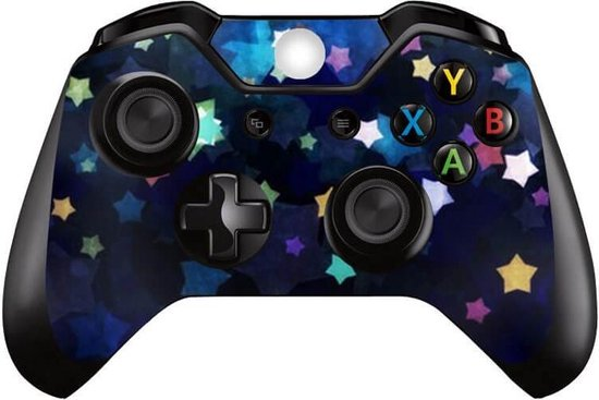 Sparkling Stars – Xbox One controller skin