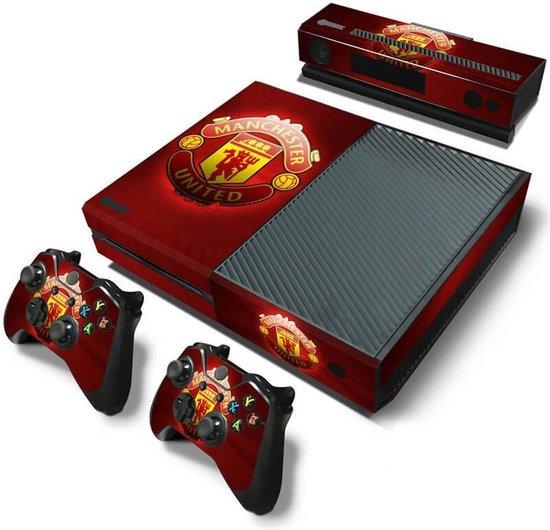 Manchester United design – Xbox One skin