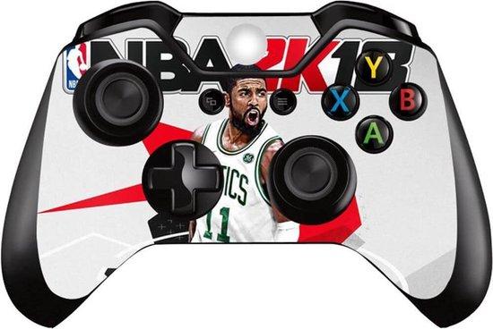 NBA2K18 – Xbox One controller skin