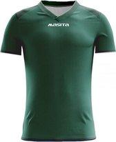 Masita Avanti Shirt - Voetbalshirts  - groen - L