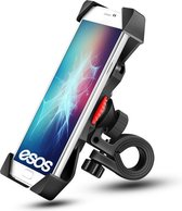 Esos® Telefoonhouder  Fietsstang bevestiging - Veilig