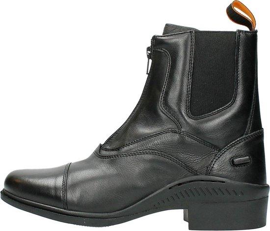 Quur Jodhpurs  Avator Zip - Black - 40