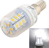 YouOKLight E14 5W 400LM Maïs Gloeilamp, 24 LED SMD 5730, Wit Licht, CRI> 80, AC 220-240V