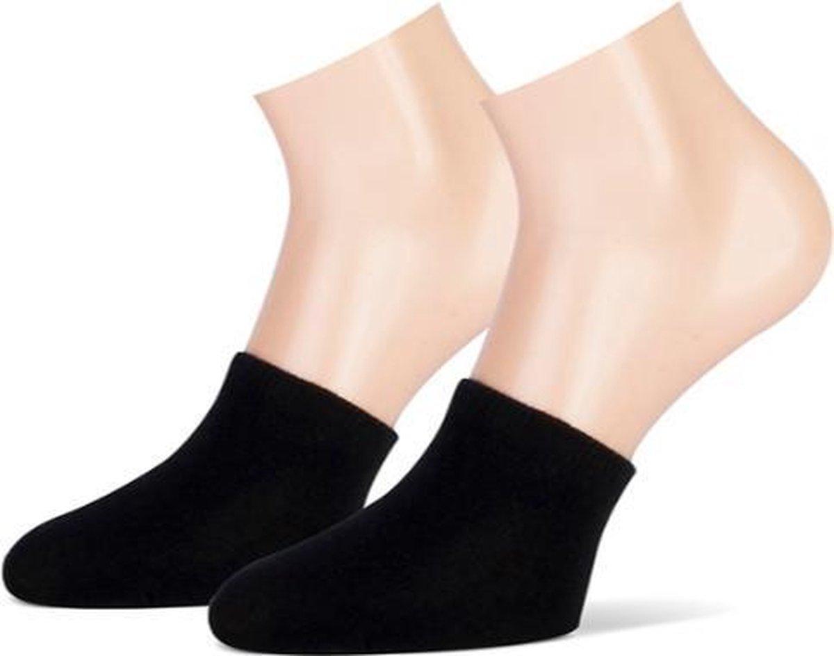 TEckel - Teensokken Katoen - Zwart - 2 paar - one size