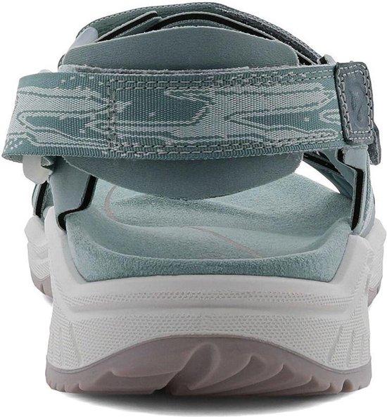 Ecco X-trinsic Sandalen - Maat 41 Vrouwen Groen/blauw/grijs W1K15O