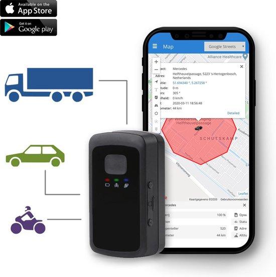 Trackitt GPS tracker Volg Systeem met Magneet
