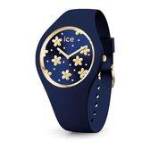 ICE-Watch horloge Flower - Blue - Medium