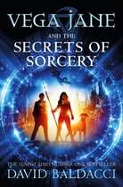 Omslag Vega Jane and the Secrets of Sorcery