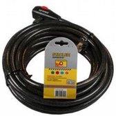 Stahlex kabelslot 531 extra lang 10 meter x 12 mm