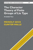 The Character Theory of Finite Groups of Lie Type
