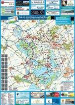 Arthuur fietsknooppuntenkaart Nationaal Park Weerribben-Wieden