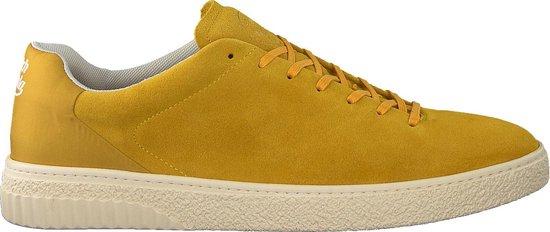 Scotch & Soda Heren Lage sneakers Brilliant - Geel - Maat 44